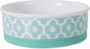 Ceramic dog Bowl For Food and Water