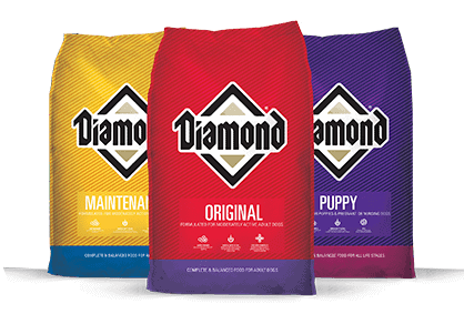 Diamond dog food