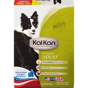 Kal Kan Complete Adult Dog Food