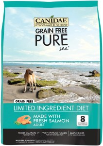 Limited ingredient diet canidae dog food