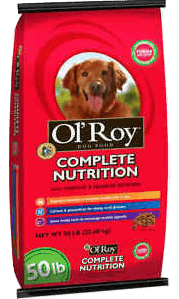 Ol' Roy dog food