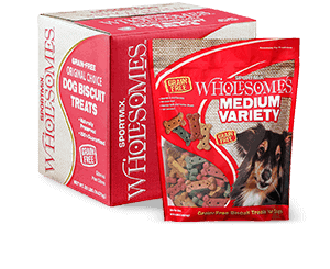 Sportmix Wholesomes Gourmet Biscuits