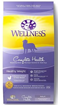 Wellness Complete Health Healthy Weight Natural Dry Dog Food